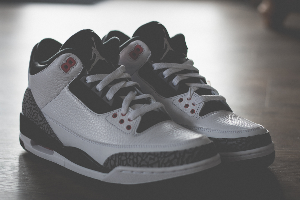Air Jordan 3 Retro Infrared 23 Review 5