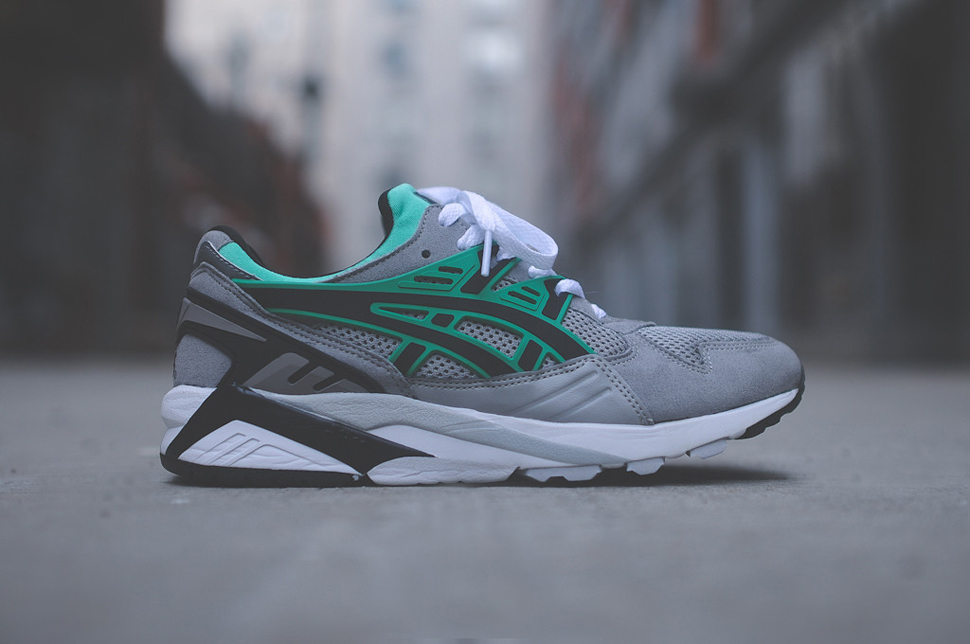 Asics GEL Kayano Trainer Green 1