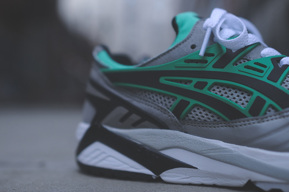 Asics GEL Kayano Trainer Green 3