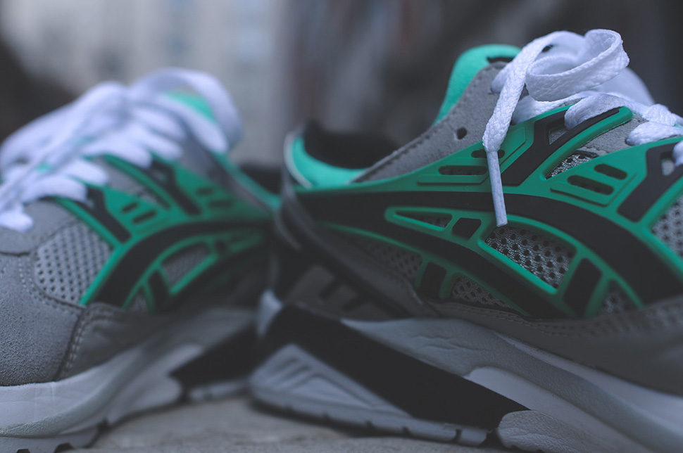 Asics GEL Kayano Trainer Green 4