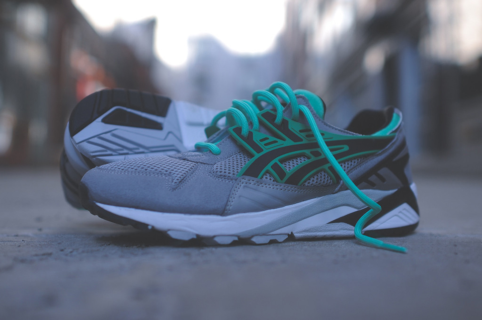 Asics GEL Kayano Trainer Green 7