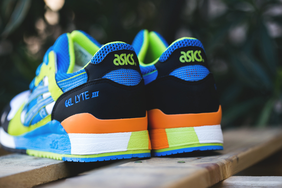 Asics Gel Lyte III Astro Green 5