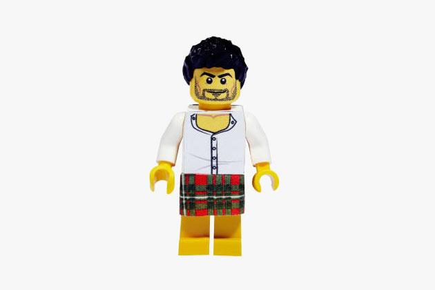 Famous Fashion Designers x LEGO 1