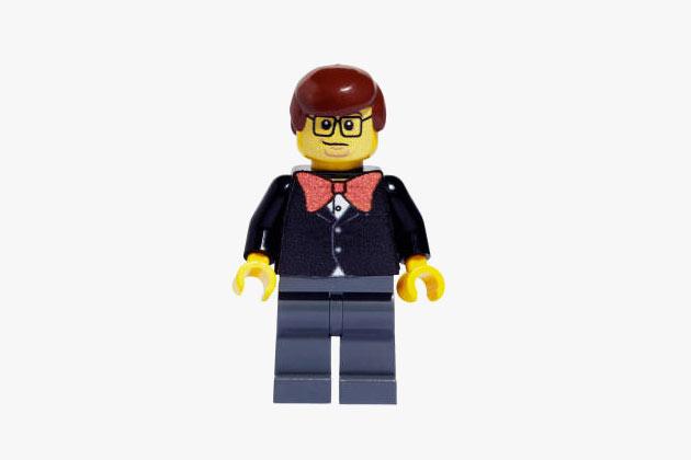 Famous Fashion Designers x LEGO 2