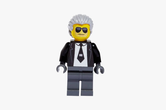 Famous Fashion Designers x LEGO 3