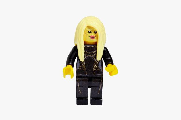 Famous Fashion Designers x LEGO 4