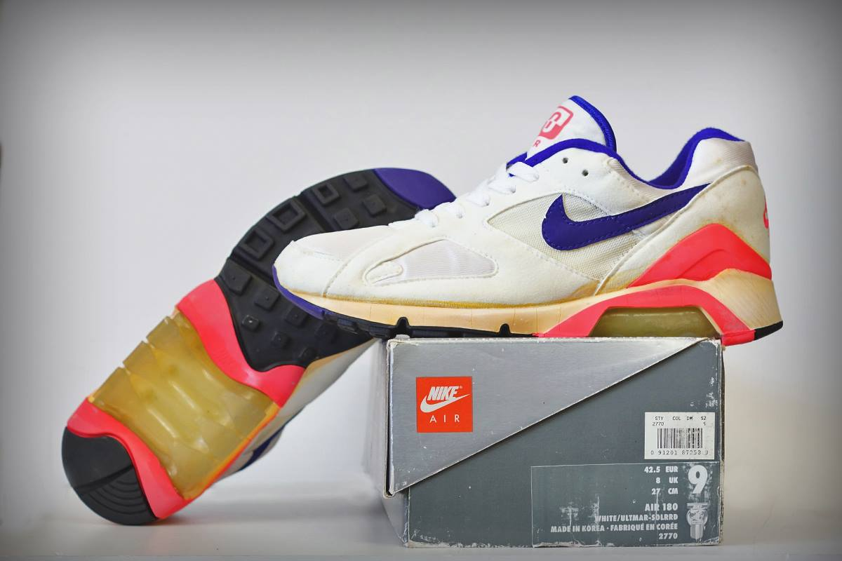 Nike Air 180 Collection by Iceberg 1
