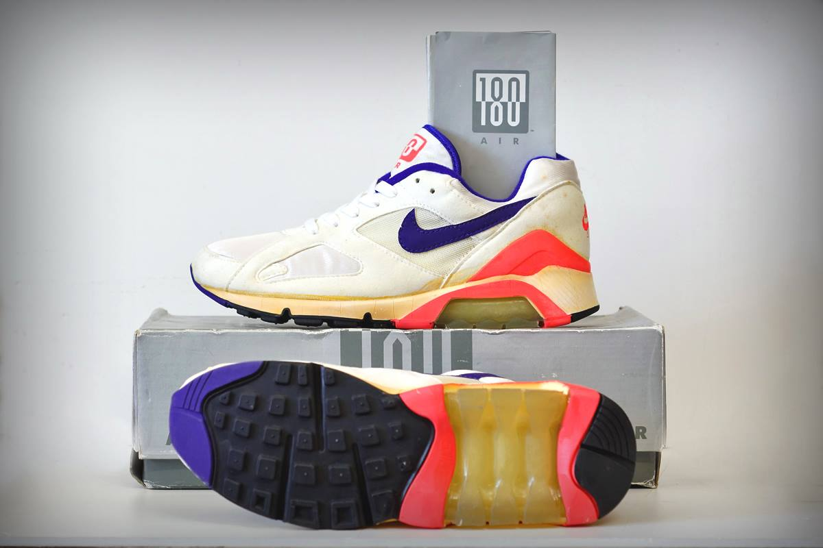Nike Air 180 Collection by Iceberg 3