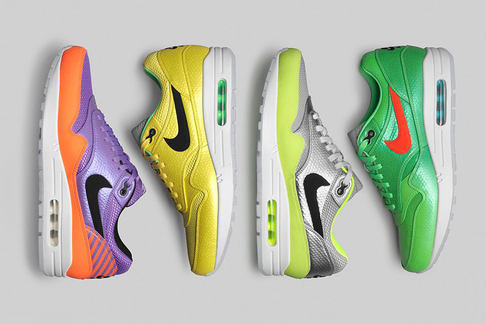 Nike Air Max 1 FB Mercurial Pack 6