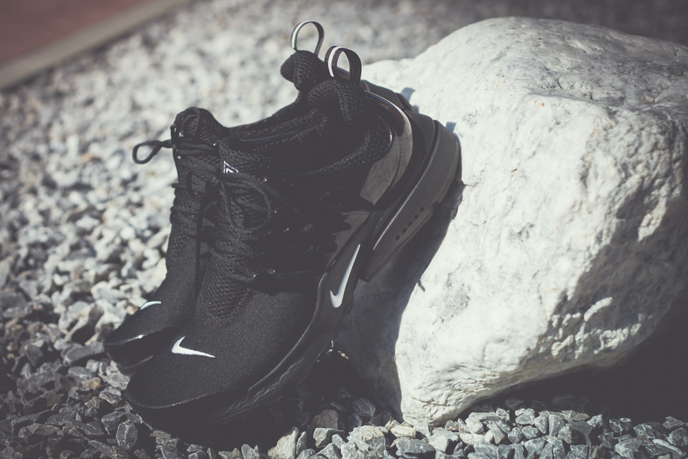 Nike Air Presto Black 1
