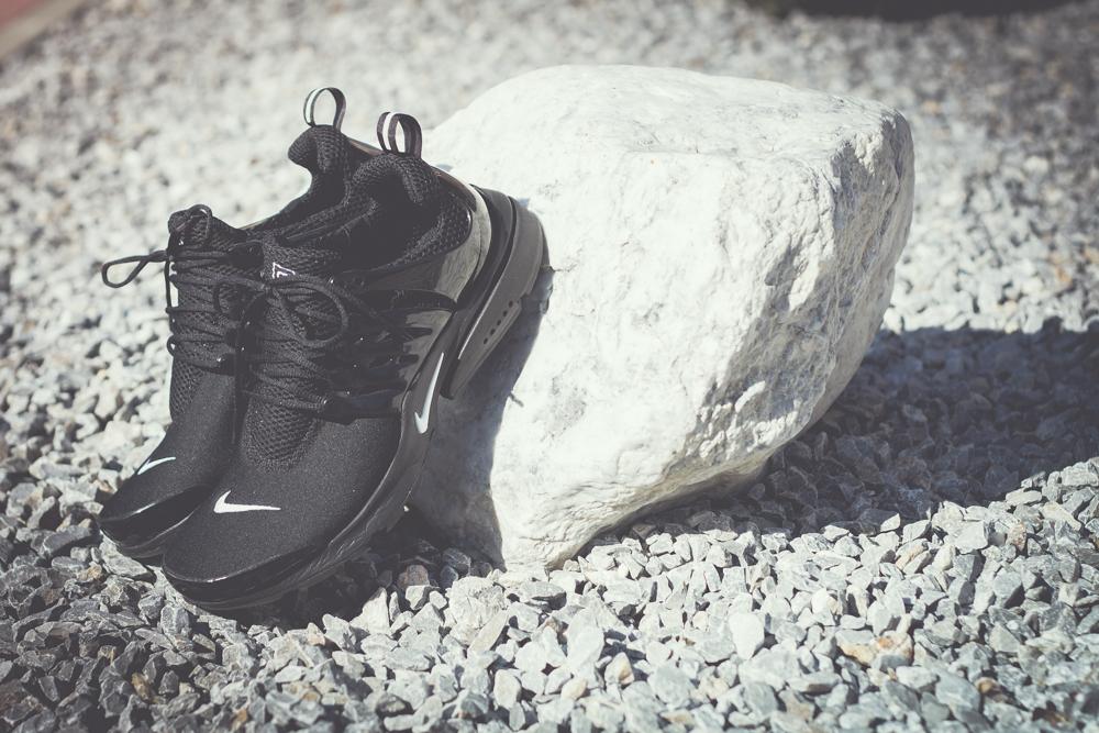 Nike Air Presto Black 6