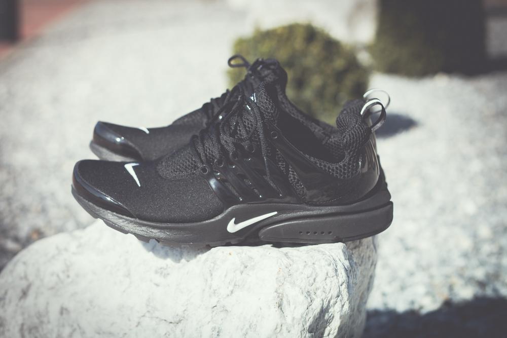 Nike Air Presto Black 7