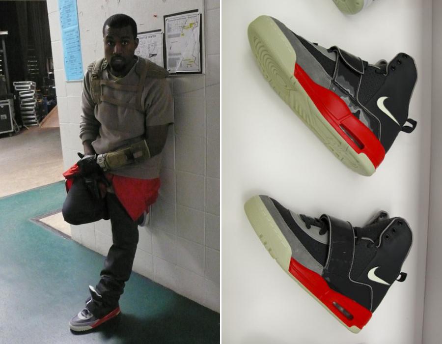 Nike Air Yeezy 15