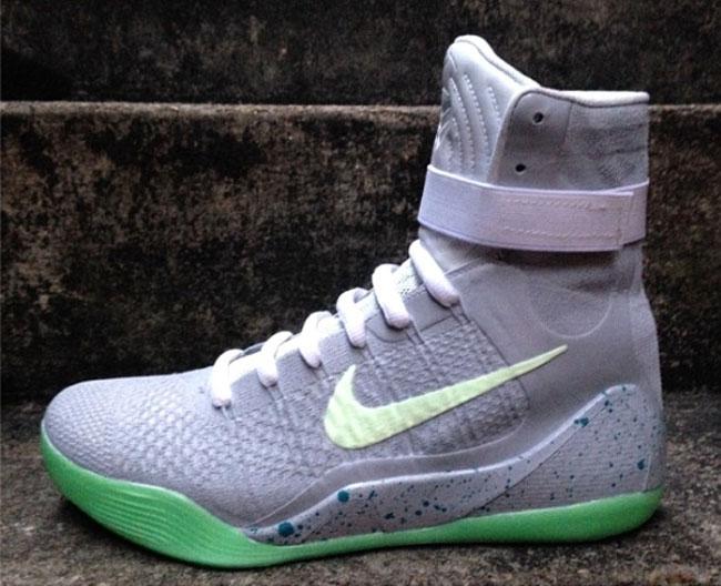 Nike Kobe 9 Elite Air Mag Custom 2