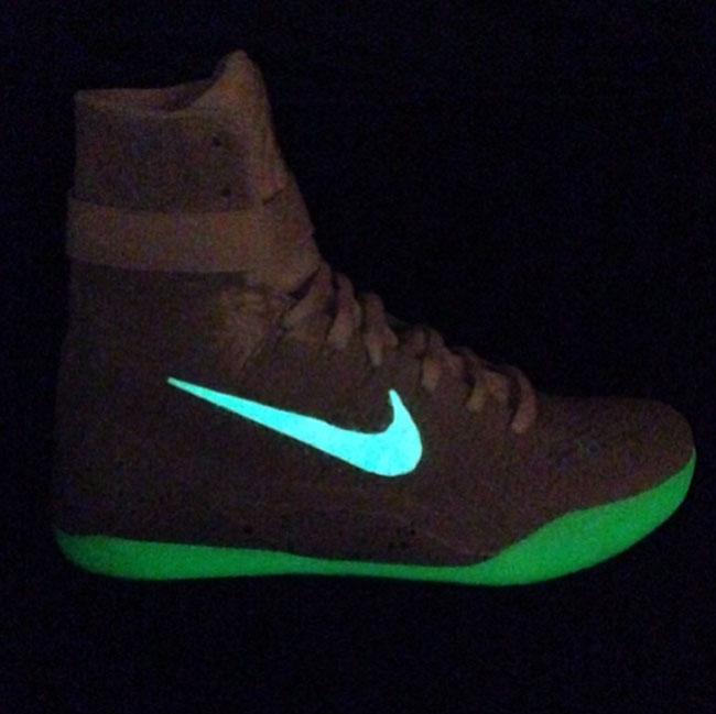 Nike Kobe 9 Elite Air Mag Custom 3