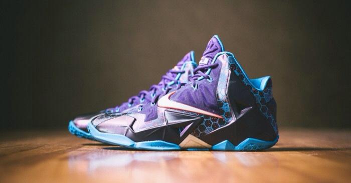 Nike-LeBron 11-Court-Purple-1