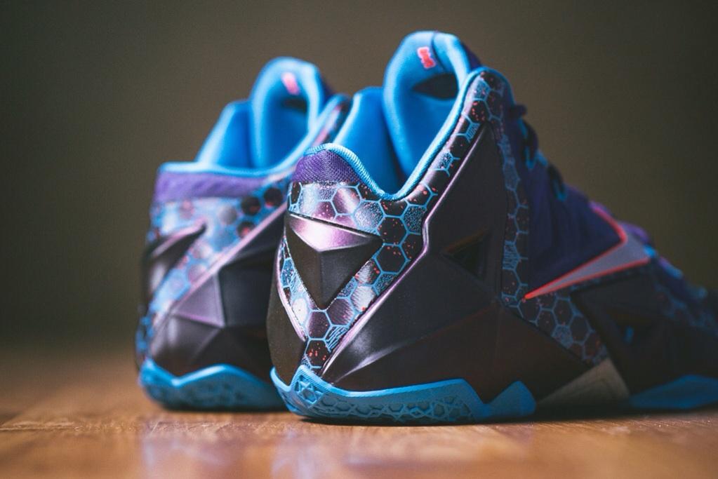 Nike LeBron 11 Court Purple 6