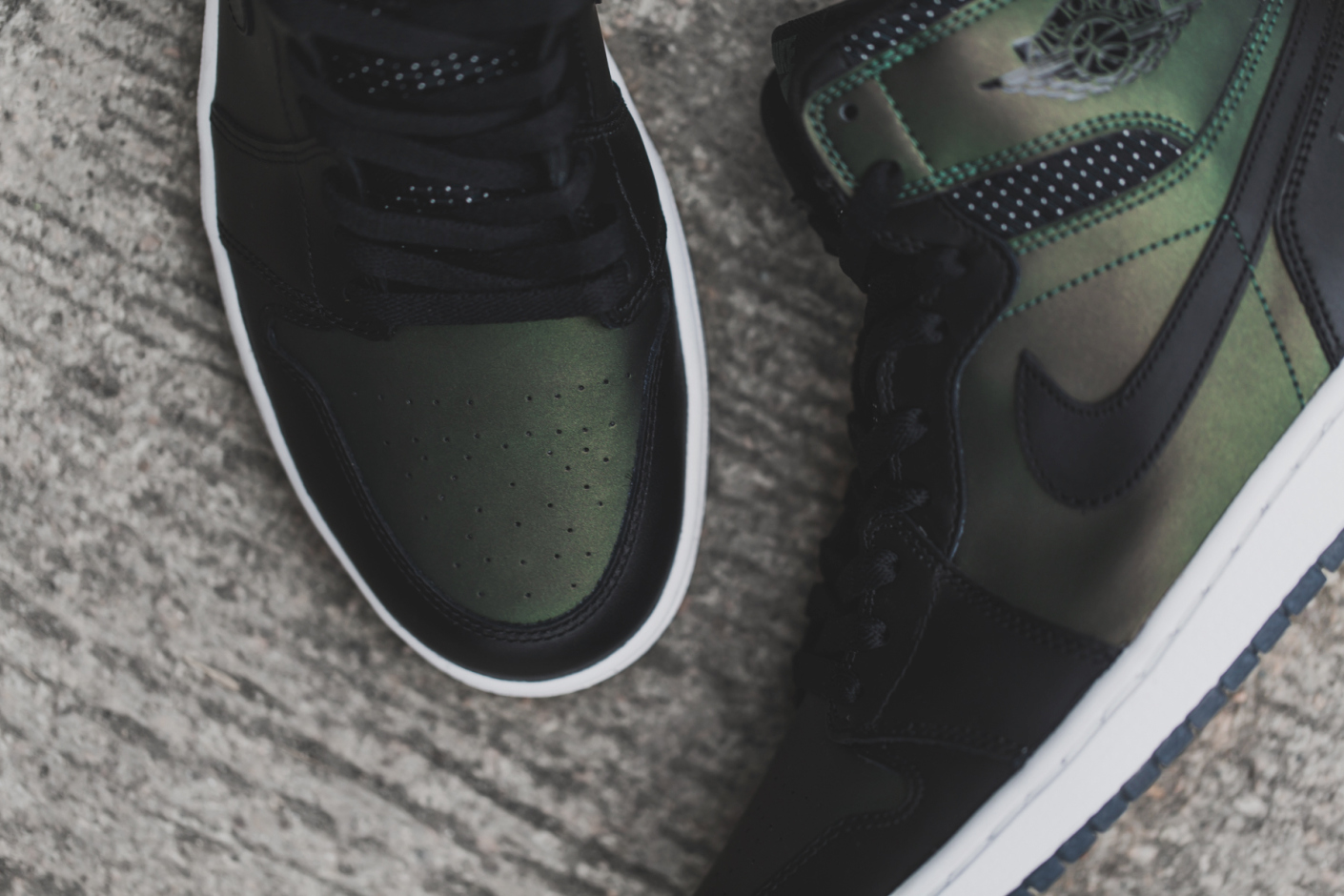 Nike SB x Air Jordan 1 by Craig Stecyk 2