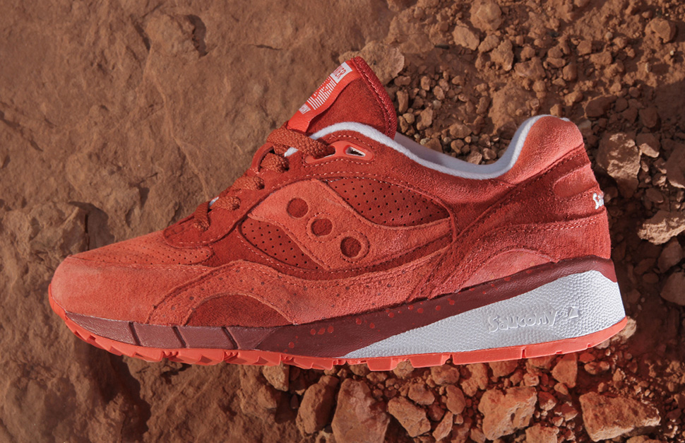 Premier x Saucony Shadow 6000 Life on Mars Pack 1
