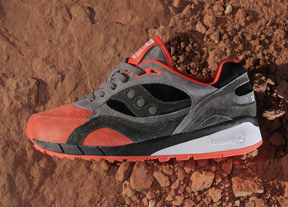 Premier x Saucony Shadow 6000 Life on Mars Pack 2