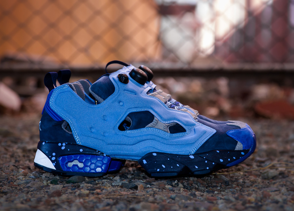 Reebok Insta Pump Fury OG x Stash x Packer Shoes 2