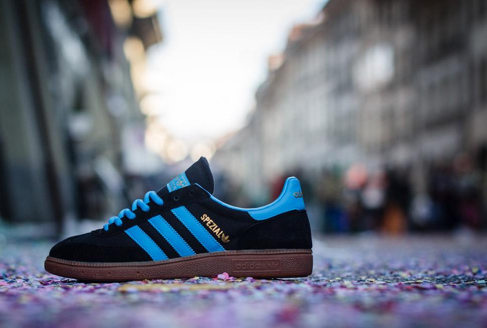 adidas Originals Spezial Solar Blue 1