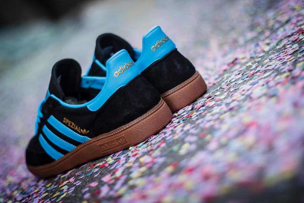 adidas Originals Spezial Solar Blue 3
