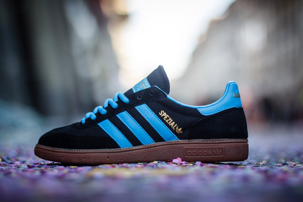 adidas Originals Spezial Solar Blue 4
