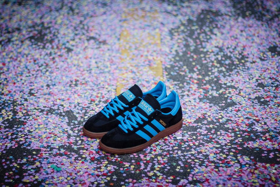 adidas Originals Spezial Solar Blue 5