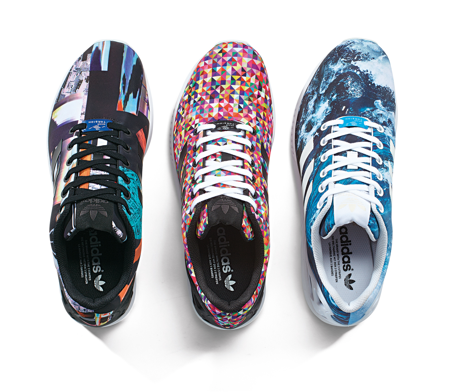 adidas ZX FLUX Photo Print Pack 1