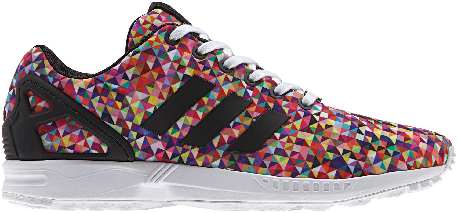 adidas ZX FLUX Photo Print Pack 3