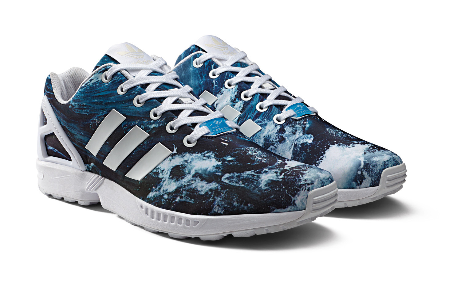 adidas ZX FLUX Photo Print Pack 7