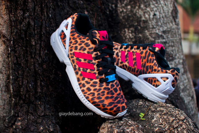 adidas zx flux leopard 9