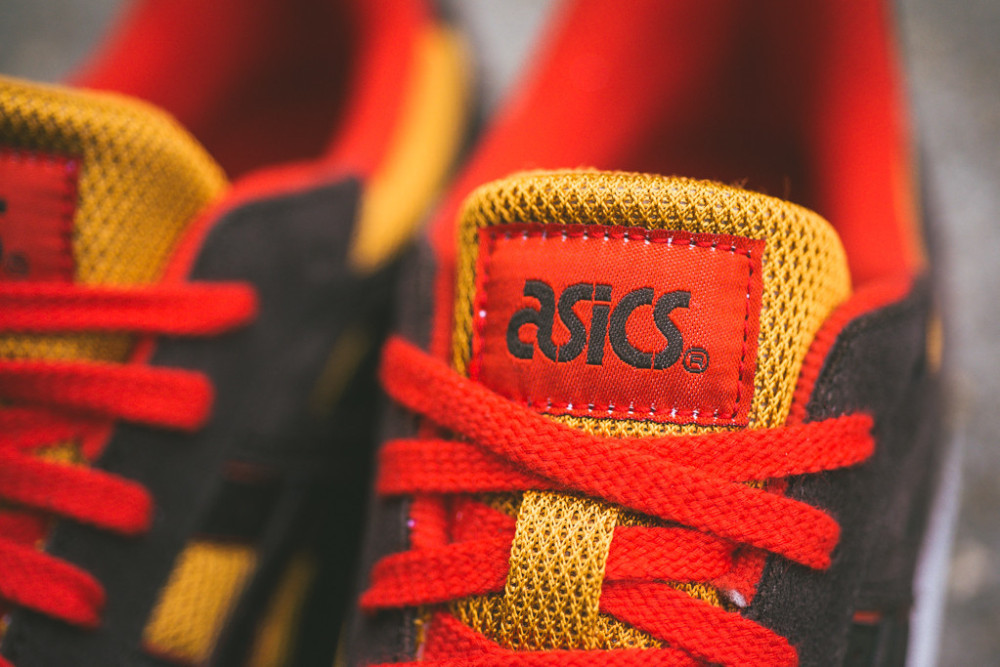 Asics GT II Tan Dark Brown 4 1000x667
