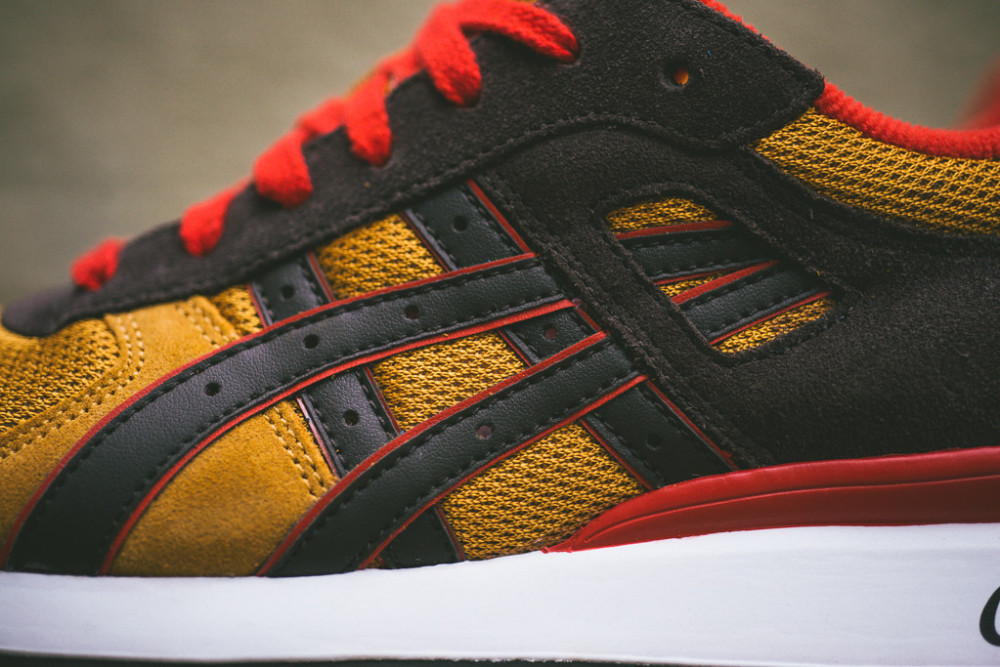 Asics GT II Tan Dark Brown 6 1000x667