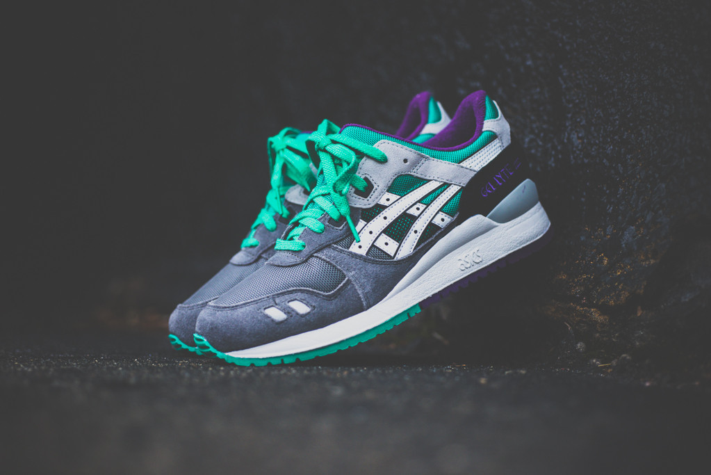 Asics Gel Lyte III Grape 1