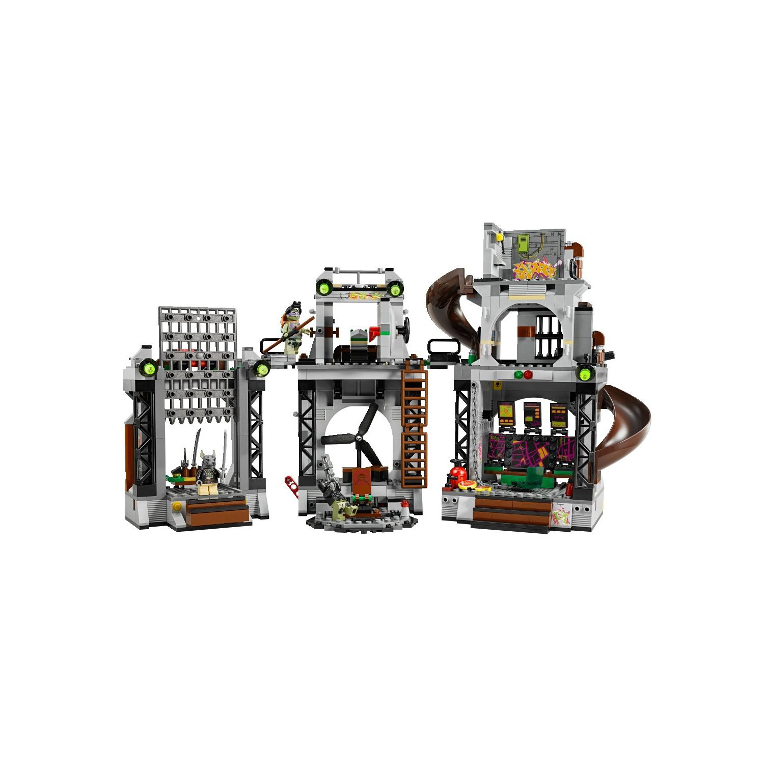 LEGO x Teenage Mutant Ninja Turtles Movie Set 11