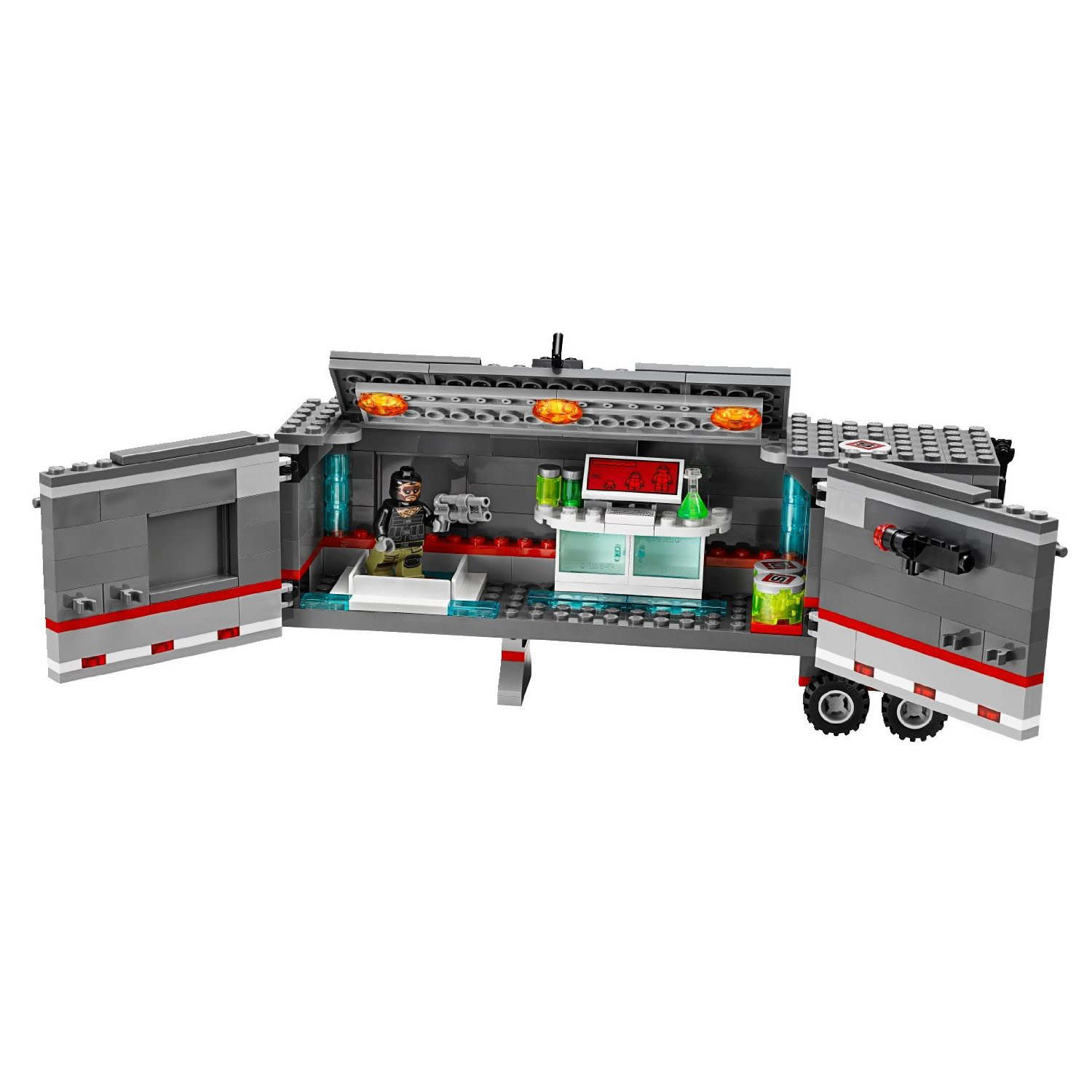 LEGO x Teenage Mutant Ninja Turtles Movie Set 17