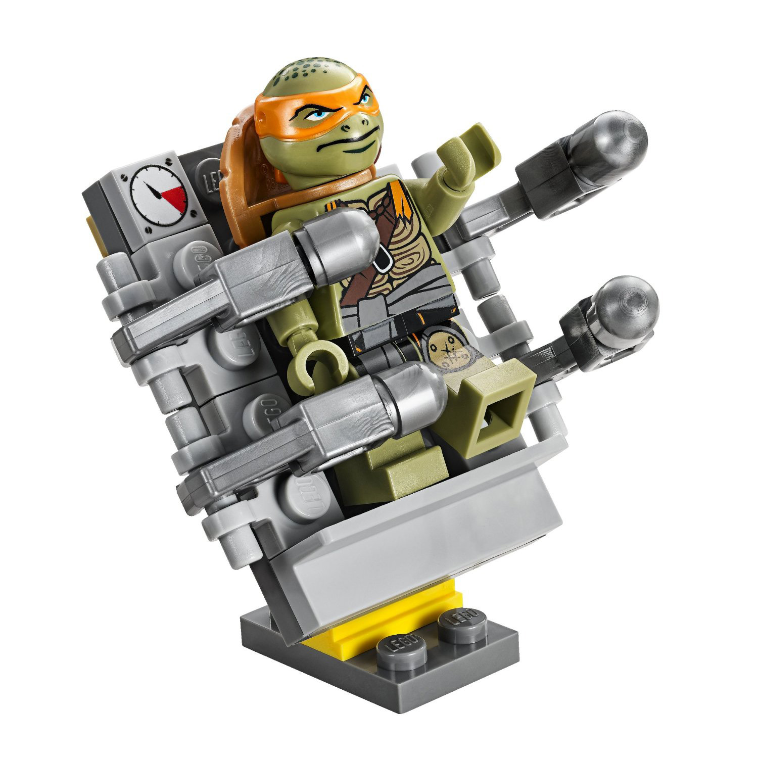 LEGO x Teenage Mutant Ninja Turtles Movie Set 5