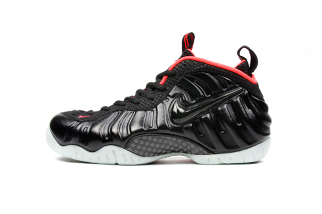 NIKE AIR FOAMPOSITE PRO PRM SOLAR RED 8