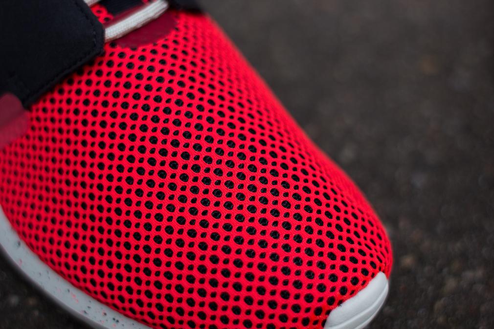 ᐅ Nike Rosherun Nm Br Quot Black Red Quot Snkr