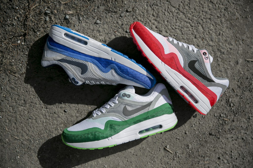 Nike Air Max 1 Breathe Collection 1