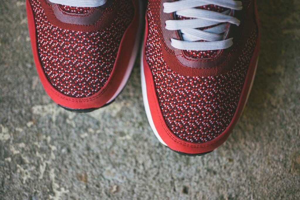 Nike Air Max 1 Jacquard Laser Crimson 2