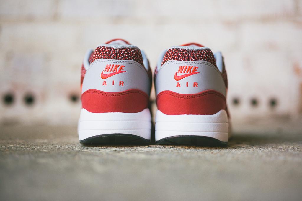 Nike Air Max 1 Jacquard Laser Crimson 4