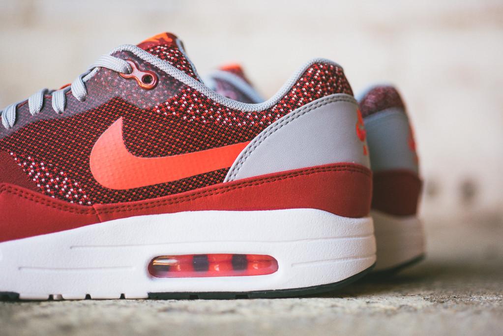 Nike Air Max 1 Jacquard Laser Crimson 7