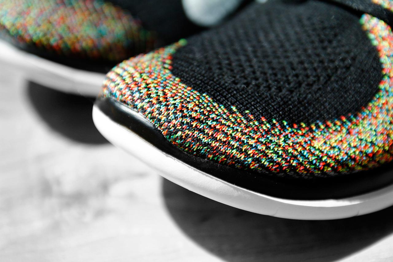 Nike Free Flyknit Multicolor