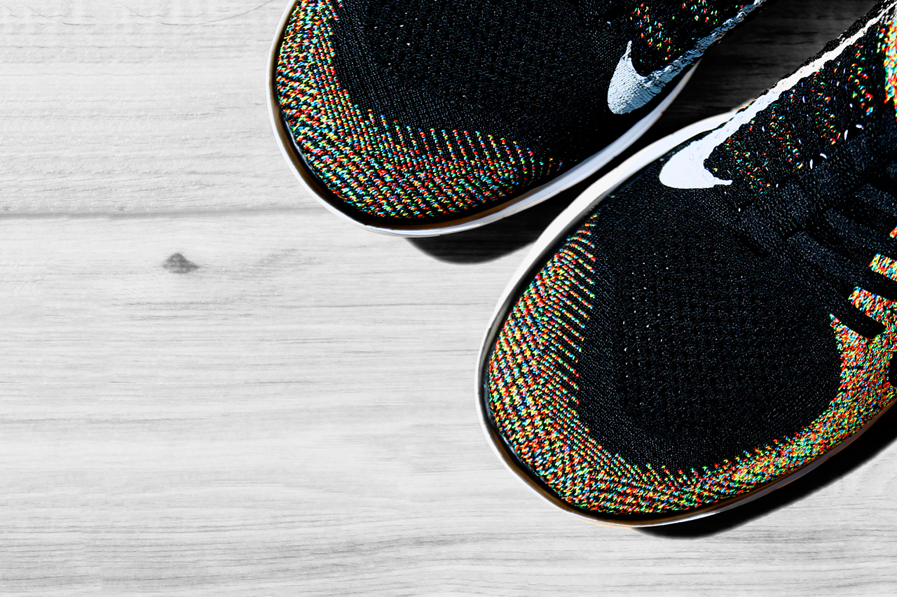 Nike Flyknit 4.0 Multicolor