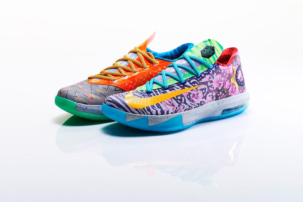 Nike KD VI What The KD 1