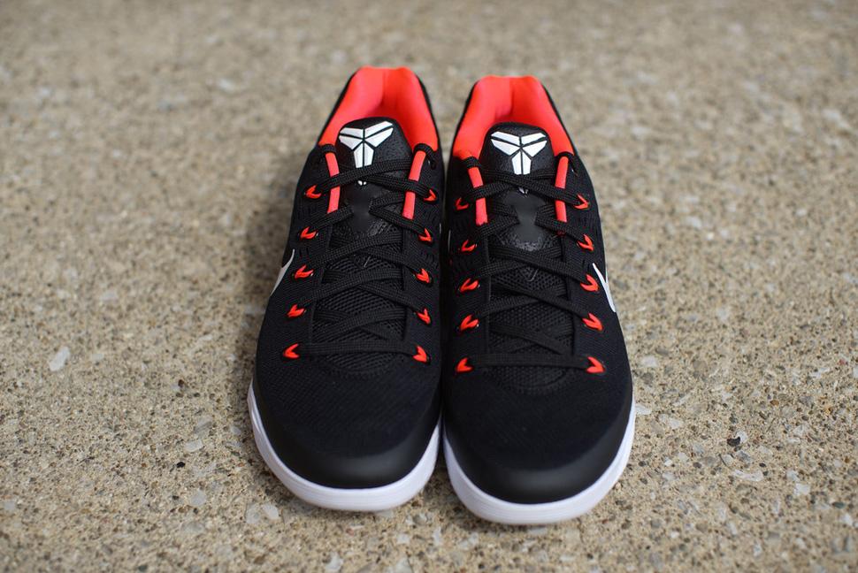 Nike Kobe 9 EM Laser Crimson 2