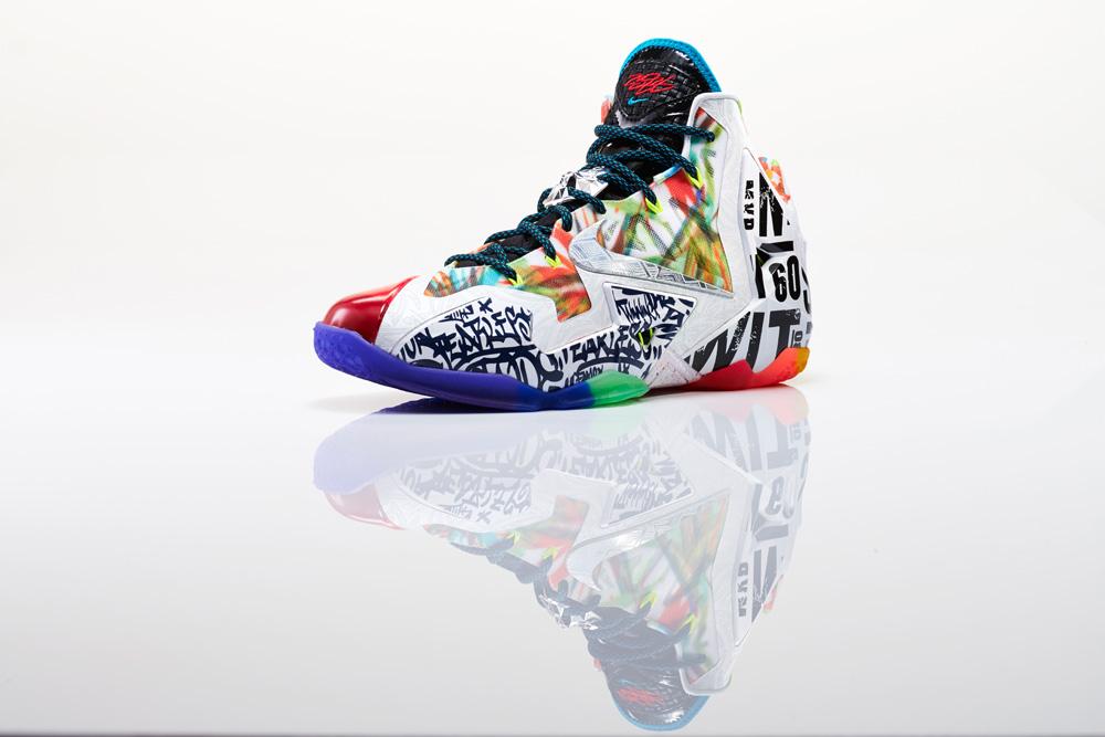 Nike LeBron XI What The LeBron 1